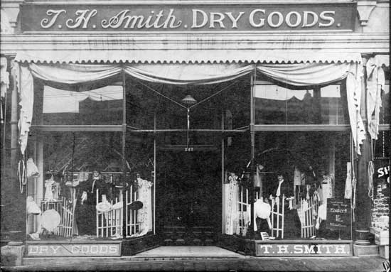 T.H. Smith Co. Storefront